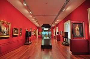 """Museo Lázaro Galdiano, Sala 17: """"Escuela flamenca de los siglos XV al XVII"""""""