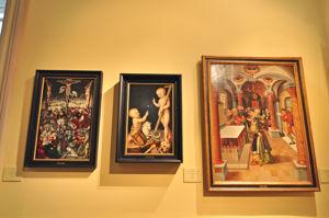 """Museo Lázaro Galdiano, Sala 18: """"Escuela alemana de los siglos XV al XVIII"""""""