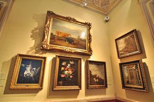 """Museo Lázaro Galdiano, Sala 18: """"Escuela holandesa de los siglos XVI al XVIII"""""""