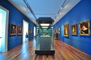 """Museo Lázaro Galdiano, Sala 19: """"Escuelas inglesa y francesa"""""""