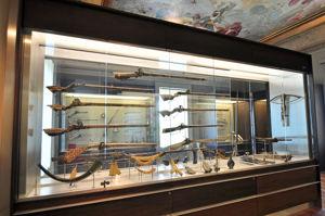 """Museo Lázaro Galdiano, Sala 20: """"Armería"""""""