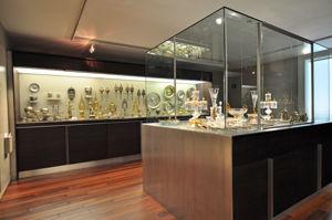 """Museo Lázaro Galdiano, Sala 23: """"Plata. Cerámica"""""""