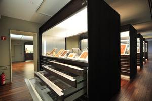 "Museo Lázaro Galdiano, Sala 24: ""Textil"""