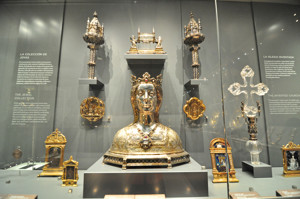 Museo Lázaro Galdiano, Colección de Joyas españolas, francesas e italianas de los siglos XV a XX