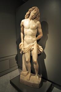 Museo Lázaro Galdiano, Cristo atado a la columna