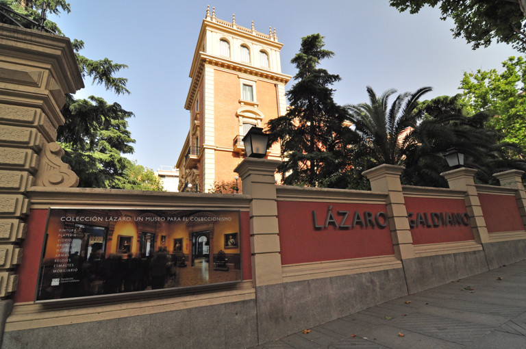 Museo Lázaro Galdiano I