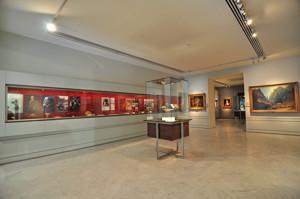 """Museo Lázaro Galdiano, Sala 1: """"El coleccionista"""""""