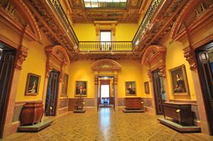 """Museo Lázaro Galdiano, Sala 12: """"Retratos españoles de los siglos XVIII y XIX"""""""