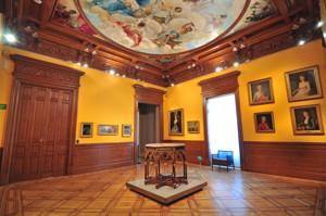 """Museo Lázaro Galdiano, Sala 13: """"Goya y sus contemporáneos"""""""