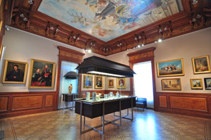 """Museo Lázaro Galdiano, Sala 14: """"Arte español del siglo XIX"""""""