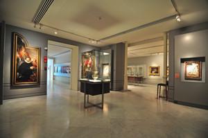 """Museo Lázaro Galdiano, Sala 3: """"La belleza como pretexto"""""""