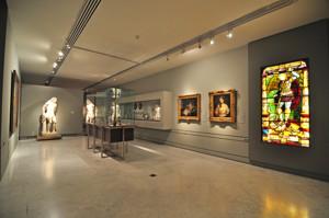 """Museo Lázaro Galdiano, Sala 5: """"Arte europeo traído a España"""""""