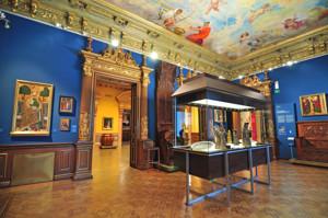 """Museo Lázaro Galdiano, Sala 7: """"Arte español de los siglos XV y XVI"""""""
