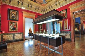 """Museo Lázaro Galdiano, Sala 8: """"Arte español de los siglos XV y XVI"""""""