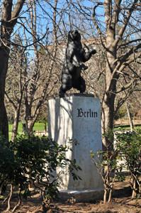 Parque de Berlín, Oso de Berlín