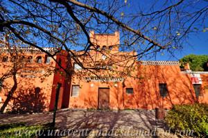 Casa del Reloj de la Quinta de los Molinos