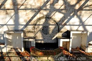 Fuente del invernadero de la Quinta de los Molinos