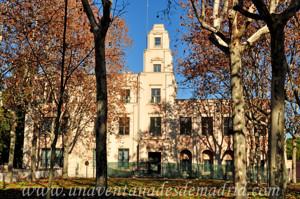 Palacete de la Quinta de los Molinos
