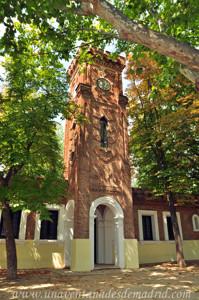 Quinta de la Fuente del Berro, Casa del Reloj