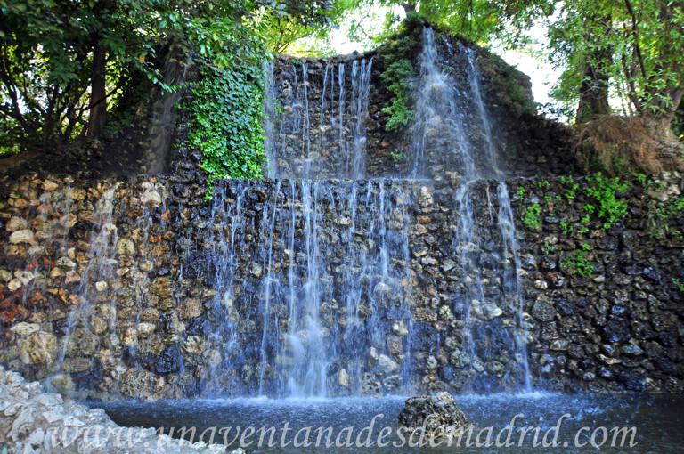 Quinta de la fuente del berro for Fuente agua jardin