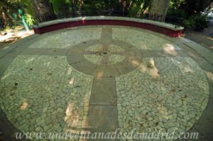 Quinta de la Fuente del Berro, Cenador o glorieta-puente
