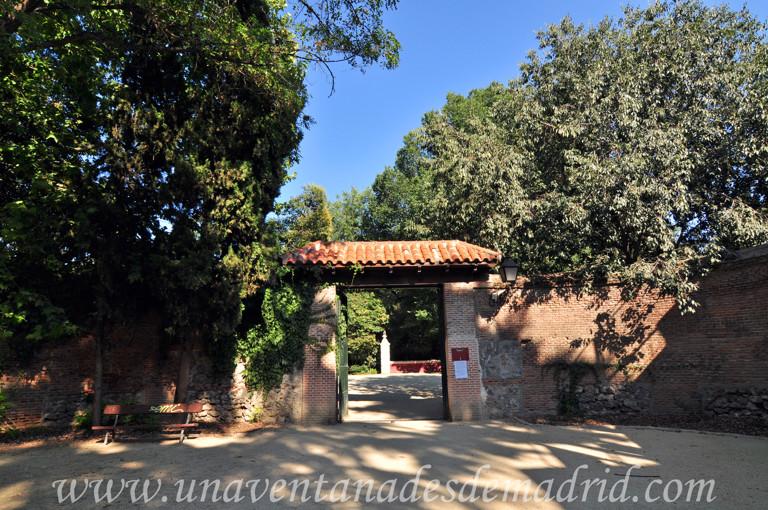 Quinta de la fuente del berro for Casa y jardin madrid