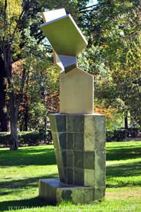 Quinta de la Fuente del Berro, Escultura abstracta I