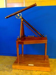 Real Observatorio Astronómico de Madrid, Anteojo acromático de la firma Dollond, de 1785