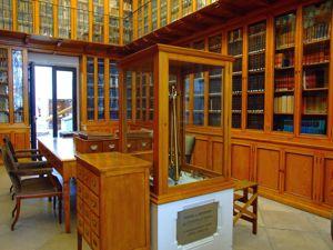 Real Observatorio Astronómico de Madrid, Biblioteca