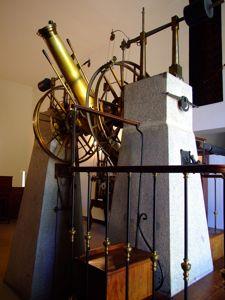 Real Observatorio Astronómico de Madrid, Círculo Meridiano