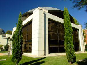 Real Observatorio Astronómico de Madrid, Edificio del Telescopio Herschel