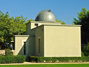 Real Observatorio Astronómico de Madrid, Pabellón del Astrógrafo