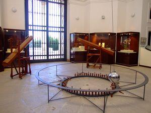 Real Observatorio Astronómico de Madrid, Péndulo de Foucault