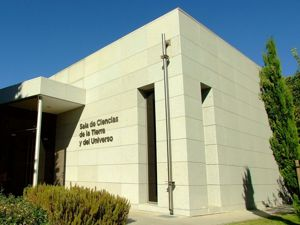 Real Observatorio Astronómico de Madrid, Sala de Ciencias de la Tierra y el Universo