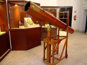 Real Observatorio Astronómico de Madrid, Telescopio Herschel newtoniano