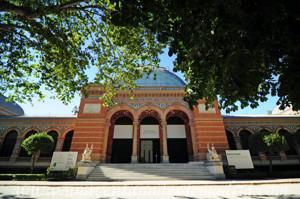 Campo Grande en El Retiro, Palacio de Velázquez
