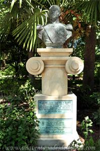 Retiro, Monumento a Juan Van-Halen y Sartí