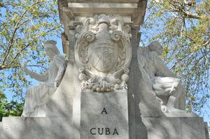 Fuente de Cuba, Escudo de la República de Cuba