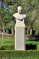 Parque del Retiro, Federico Chueca y Robles, Busto de