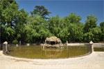 Parque del Retiro, Estanque de las Campanillas