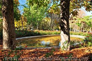 Parque del Retiro, Estanque Ovalado del Retiro