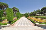 Parque del Retiro, Estanques largos de los Jardines de Cecilio Rodríguez