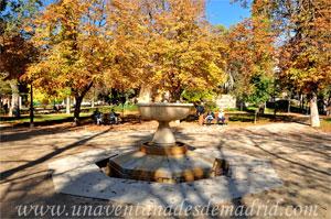 Parque del Retiro, Fuente de Sevilla
