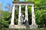 Parque del Retiro, Ruperto Chapí, Monumento a