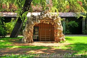 Parque del Retiro, Oseras