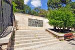 Parque del Retiro, Puerta de Dante