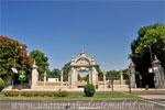 Parque del Retiro, Puerta de Felipe IV