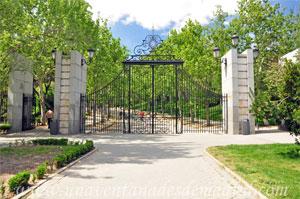 Parque del Retiro, Puerta del Niño Jesús