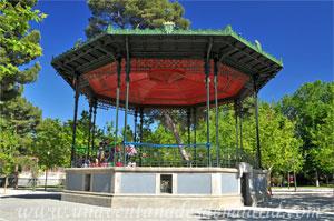 Parque del Retiro, Quiosco de Música