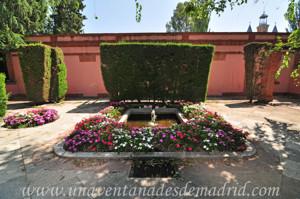 Retiro, Jardines de Cecilio Rodríguez, Estanque pequeño